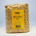 Picture of ROLLED OATS (STABILISED) ORGANIC 750GM