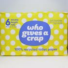Picture of WHO GIVES A CRAP TOILET ROLLS 6 PACK